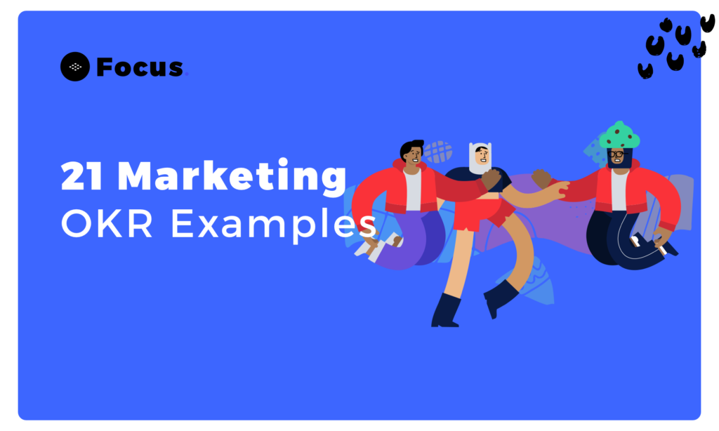 Marketing OKR Examples